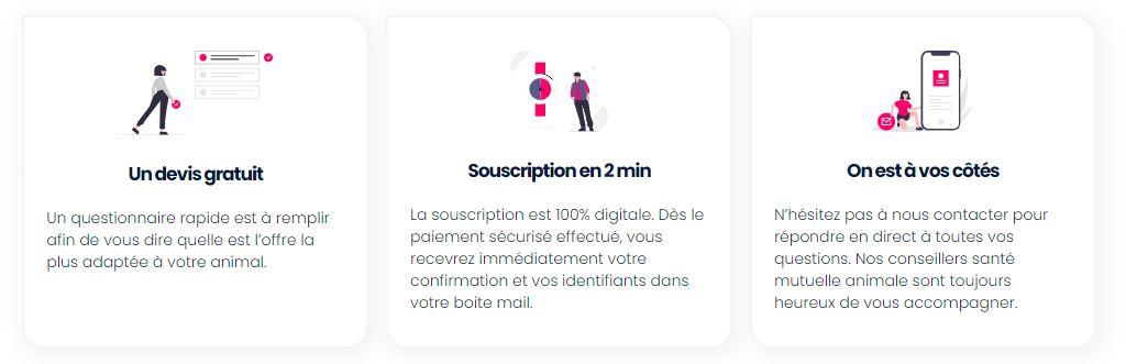 仏スタートアップinjoyeの扱うペット保険の登録手順