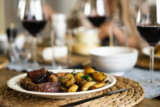 D'or et de vins : 食事に合うワインの選別