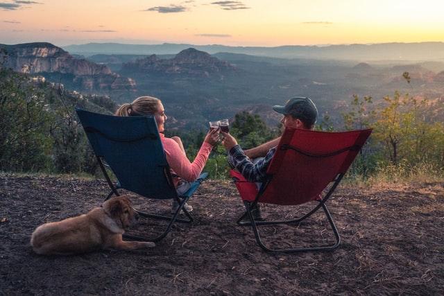 キャンプ:人と人、人と自然の繋がり