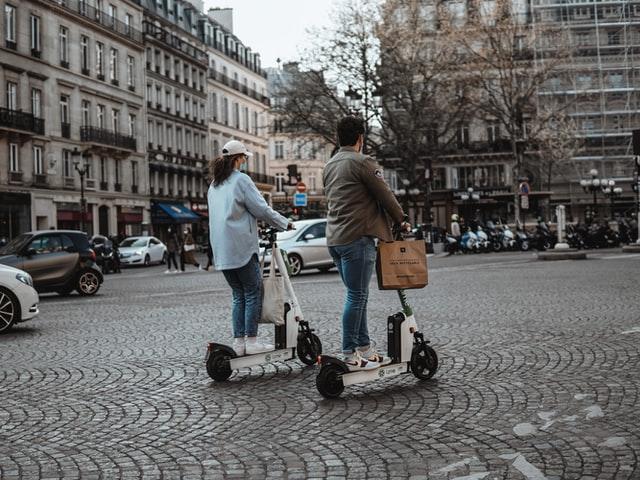 ヨーロッパのモビリティ事情