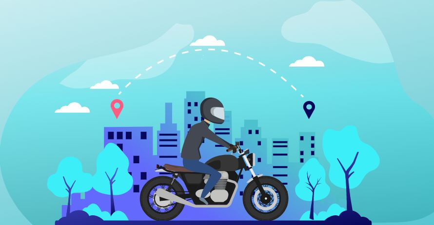 バイクのシェアリングサービス・Rider Club